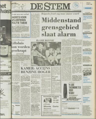 de Stem 1982-04-02