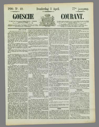 Goessche Courant 1890-04-03