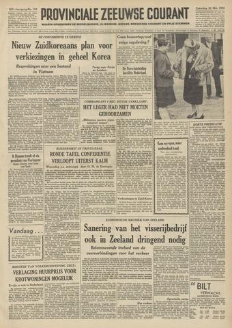 Provinciale Zeeuwse Courant 1954-05-22