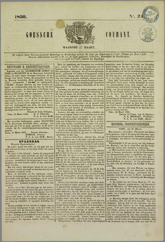 Goessche Courant 1850-03-25