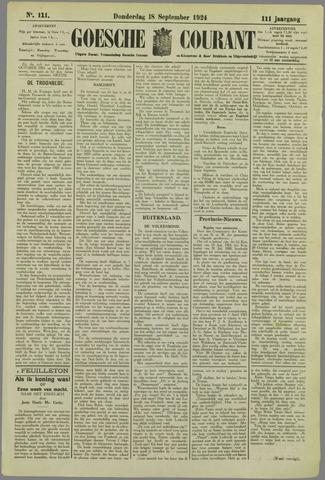 Goessche Courant 1924-09-18