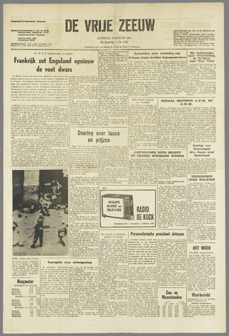 de Vrije Zeeuw 1964-01-25