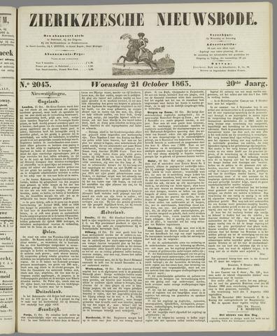 Zierikzeesche Nieuwsbode 1863-10-21