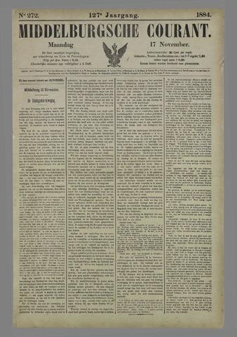 Middelburgsche Courant 1884-11-17