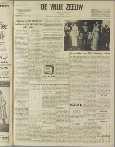 de Vrije Zeeuw 1962-05-23