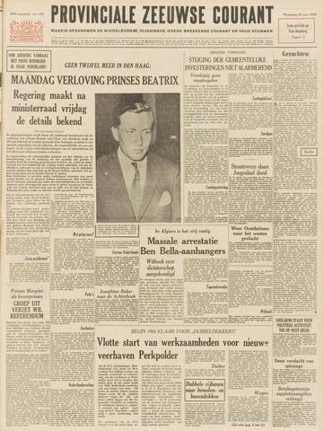 Provinciale Zeeuwse Courant 1965-06-23