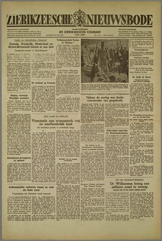 Zierikzeesche Nieuwsbode 1952-06-23