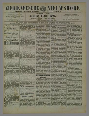 Zierikzeesche Nieuwsbode 1905-06-03
