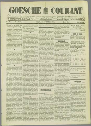 Goessche Courant 1932-11-04