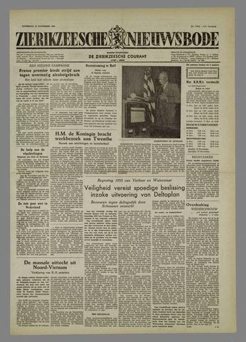 Zierikzeesche Nieuwsbode 1954-11-13