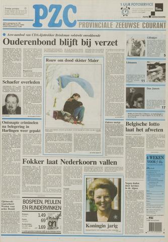 Provinciale Zeeuwse Courant 1994-01-31