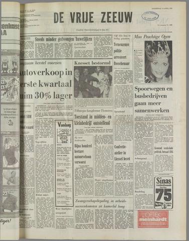 de Vrije Zeeuw 1974-04-18