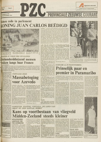 Provinciale Zeeuwse Courant 1975-11-24