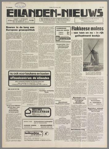 Eilanden-nieuws. Christelijk streekblad op gereformeerde grondslag 1978-11-10
