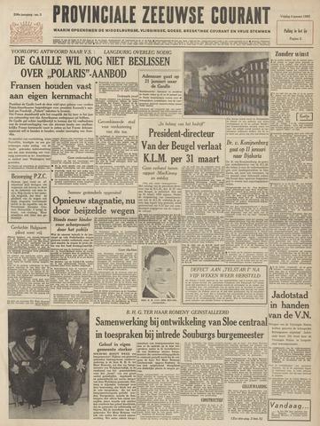 Provinciale Zeeuwse Courant 1963-01-04