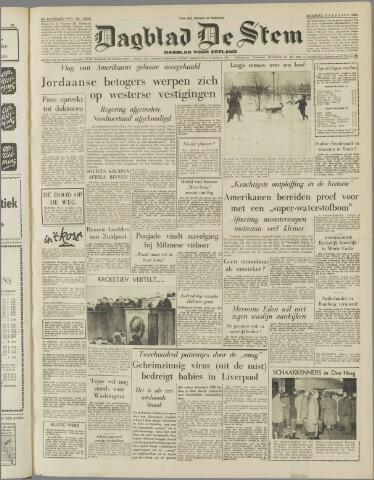 de Stem 1956-01-09