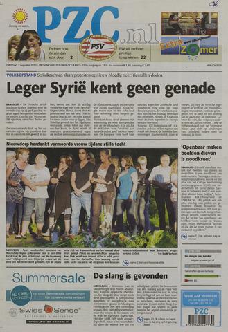 Provinciale Zeeuwse Courant 2011-08-02