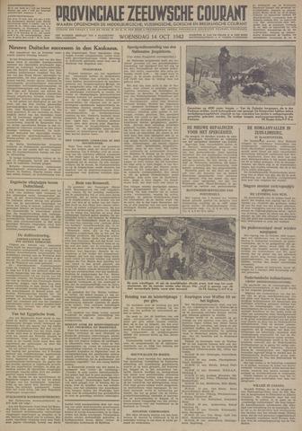 Provinciale Zeeuwse Courant 1942-10-14