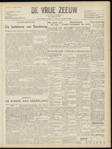 de Vrije Zeeuw 1955-04-30