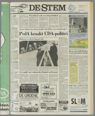 de Stem 1992-01-16