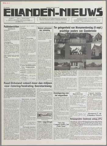 Eilanden-nieuws. Christelijk streekblad op gereformeerde grondslag 1990-08-28