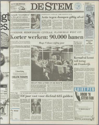 de Stem 1985-04-26