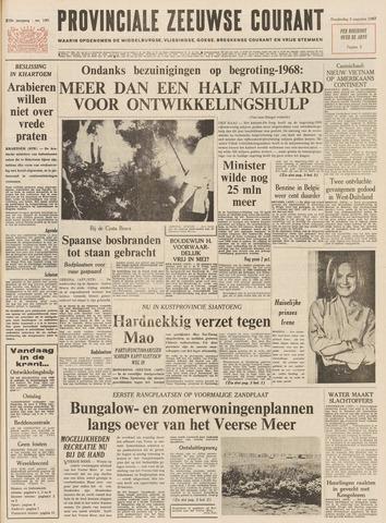 Provinciale Zeeuwse Courant 1967-08-03