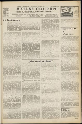 Axelsche Courant 1953-09-19