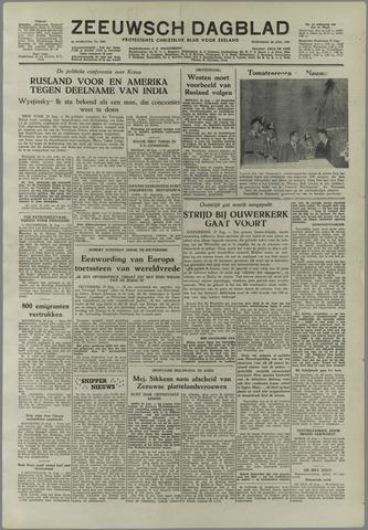 Zeeuwsch Dagblad 1953-08-26