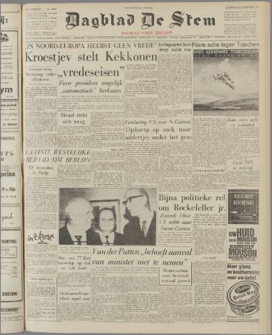 de Stem 1961-11-25