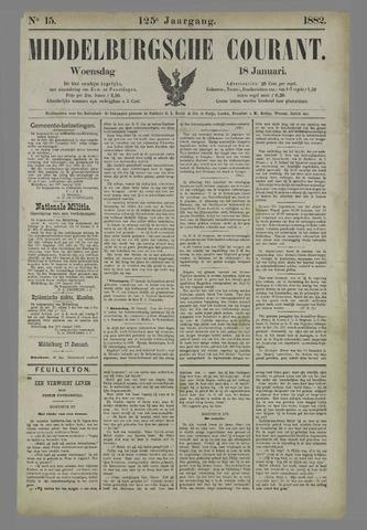 Middelburgsche Courant 1882-01-18