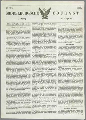 Middelburgsche Courant 1865-08-26