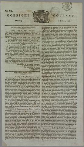 Goessche Courant 1833-10-28