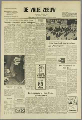 de Vrije Zeeuw 1963-03-21