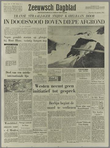 Zeeuwsch Dagblad 1961-08-30
