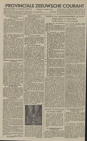 Provinciale Zeeuwse Courant 1943-07-02
