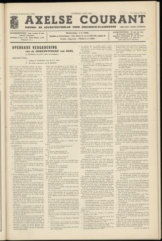 Axelsche Courant 1964-07-04