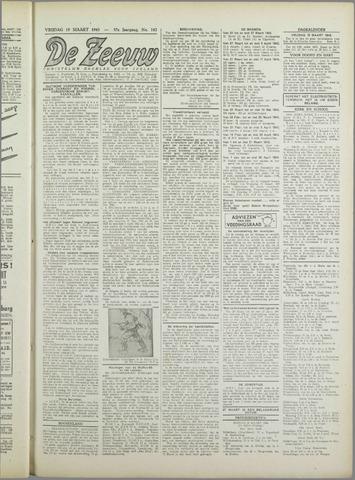 De Zeeuw. Christelijk-historisch nieuwsblad voor Zeeland 1943-03-19