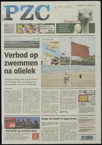Provinciale Zeeuwse Courant 2014-08-11