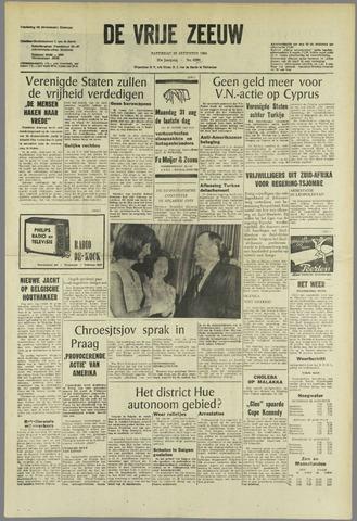 de Vrije Zeeuw 1964-08-29