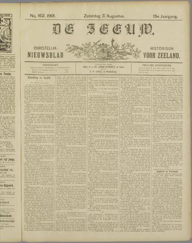 De Zeeuw. Christelijk-historisch nieuwsblad voor Zeeland 1901-08-03
