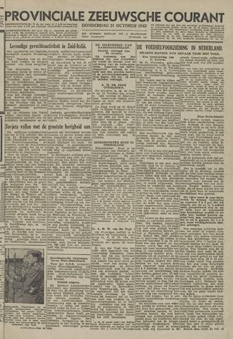 Provinciale Zeeuwse Courant 1943-10-21