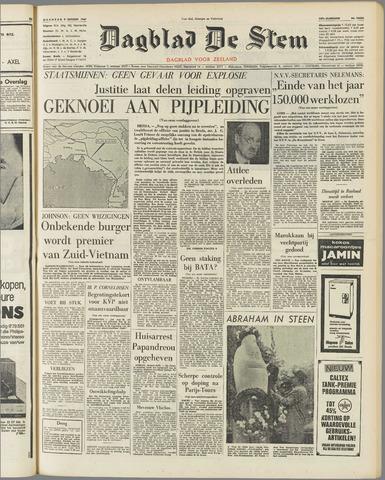 de Stem 1967-10-09