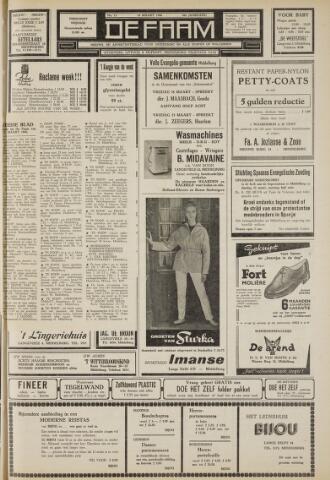 de Faam en de Faam/de Vlissinger 1960-03-18