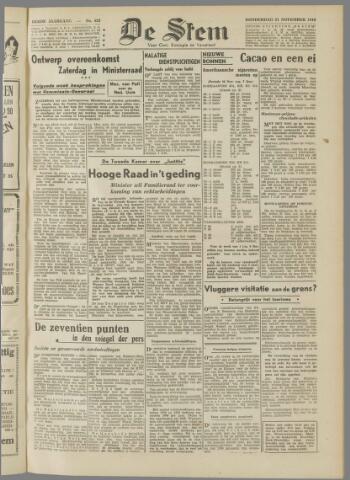de Stem 1946-11-21
