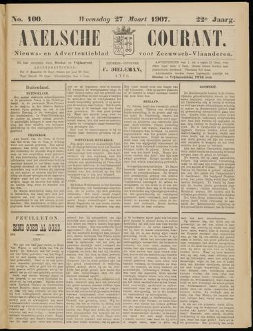 Axelsche Courant 1907-03-27