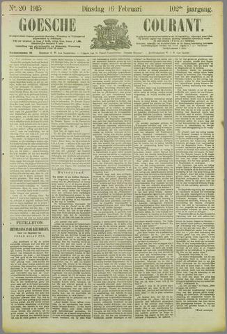 Goessche Courant 1915-02-16