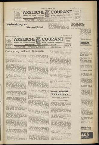 Axelsche Courant 1952-01-30
