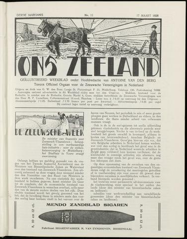 Ons Zeeland / Zeeuwsche editie 1928-03-17