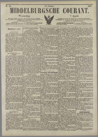 Middelburgsche Courant 1897-04-07